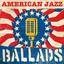 American Jazz Ballads cover