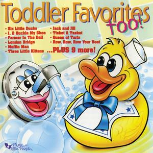 Toddler Favorites Too! album