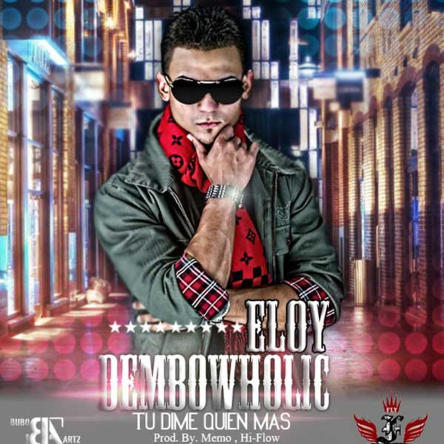 cancion eloy dembow holic