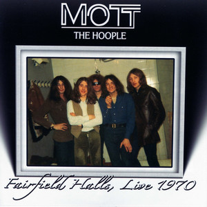 Fairfield Hall, Live 1970 album