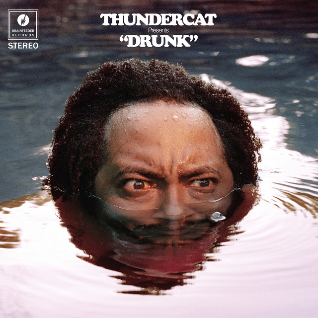 Skivomslag för Thundercat: Drunk