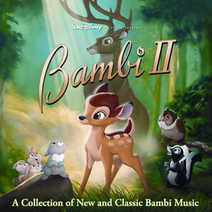 [Disney], Chorus - Bambi, Alice Sixer, Amy Lou Barnes, Betty Bayne, Mary Moder, Sally Mueller Little April Shower cover