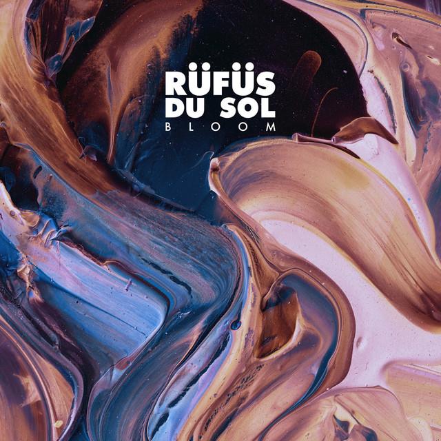 Album cover for Bloom by RÜFÜS DU SOL