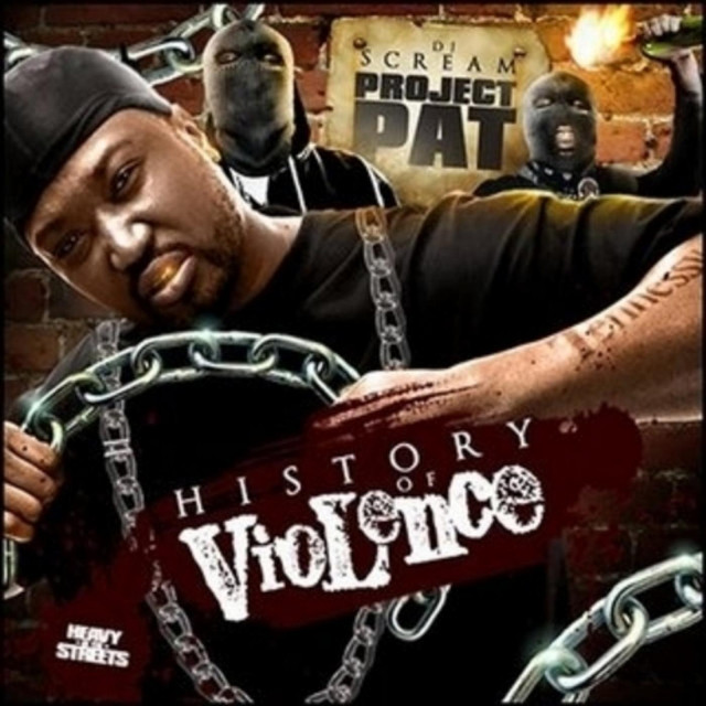 DJ Scream Presents the History of Violence Albumcover