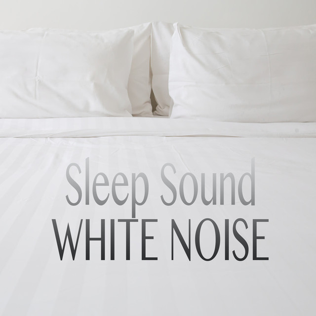 Sleep Sounds - White Noise Albumcover