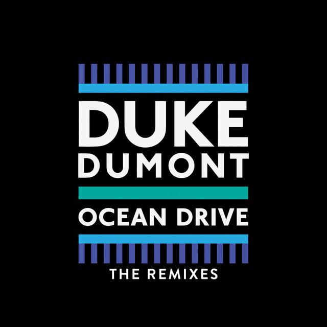 Ocean Drive (Remixes) Albumcover