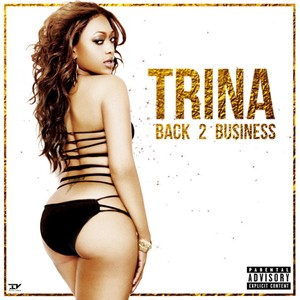 Trina, French Montana Tic Toc cover