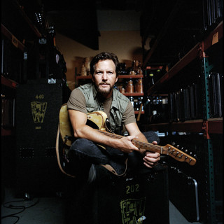 Photo Eddie Vedder