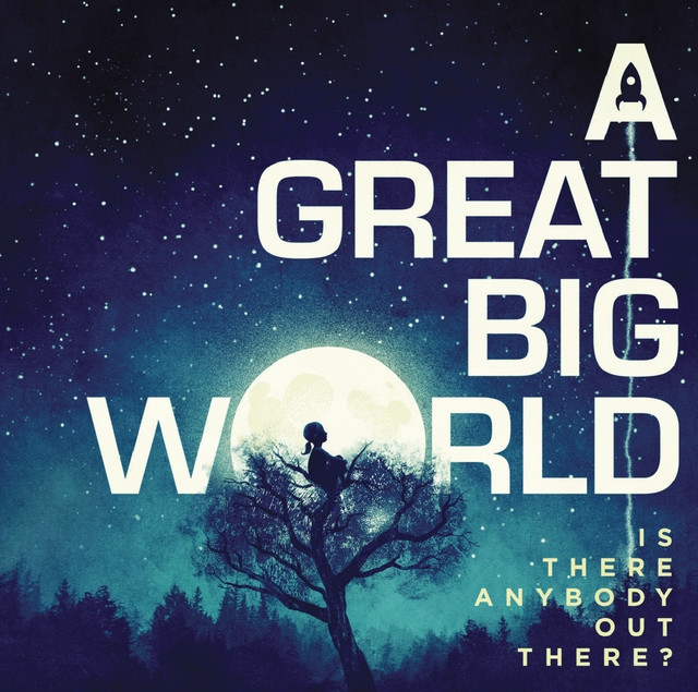 A Great Big World Is There Anybody Out There? - Track by Track Commentary album cover