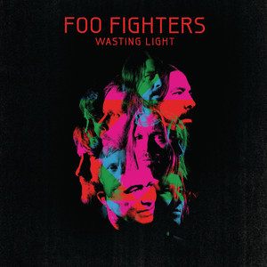 Wasting Light Albumcover