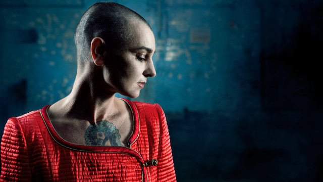 Sinéad O'Connor I Am Stretched Out on Your Grave cover