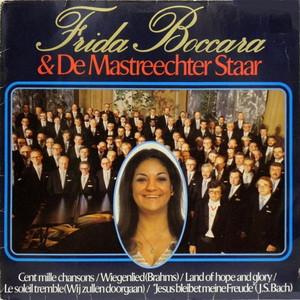 Frida Boccara, Mastreechter Staar Cent mille chansons cover