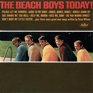 The Beach Boys Today! (Remastered) album