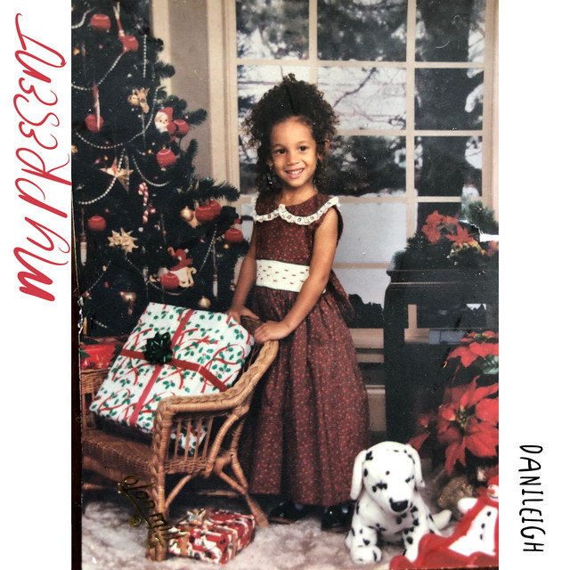 DaniLeigh - My Present cover
