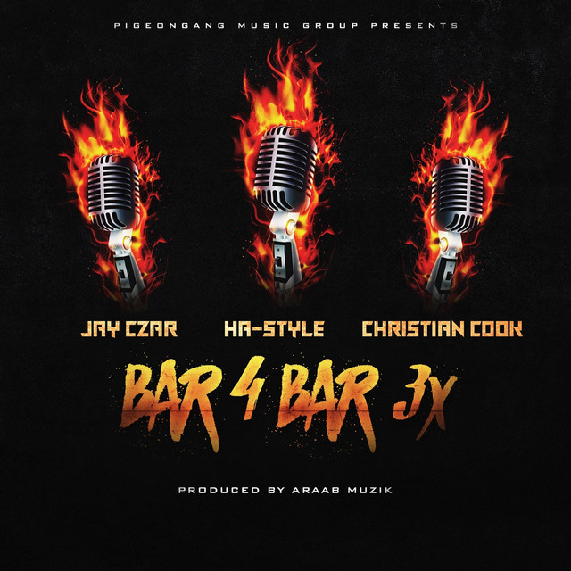 Bar 4 Bar 3x by Jay Czar on Spotify