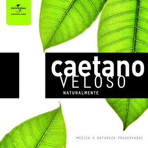 Caetano Veloso Naturalmente Albumcover
