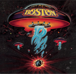 Boston Albumcover