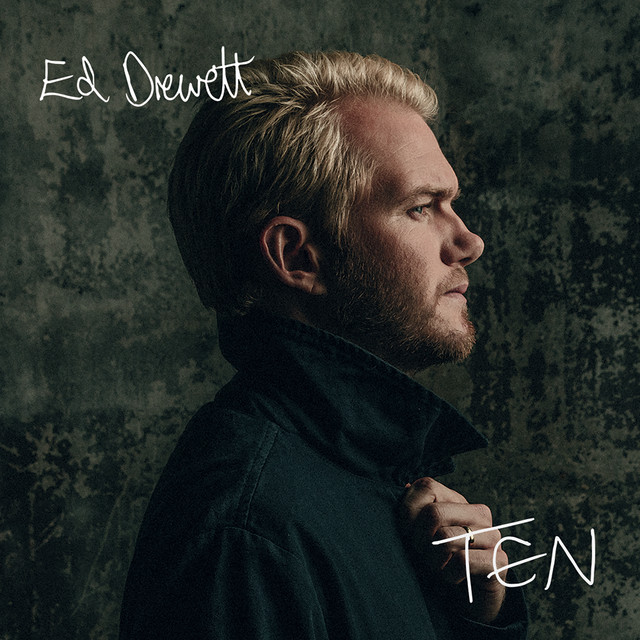 Album cover for Ten by Ed Drewett