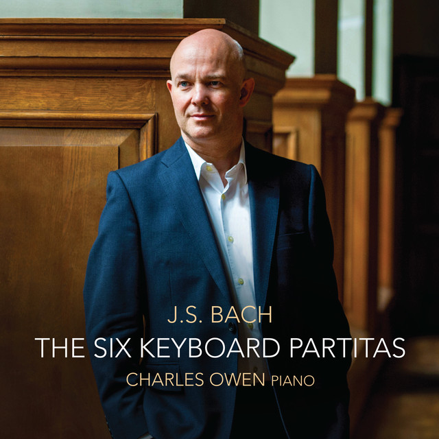 J. S. Bach: The Six Keyboard Partitas