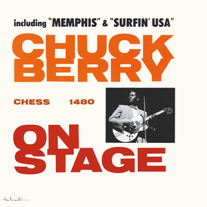 Chuck Berry On Stage (Expanded Edition) Albumcover