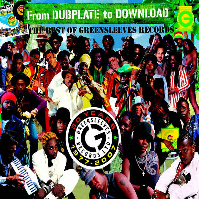 Various Artists Best Of Greensleeves: From Dubplate To Download album cover