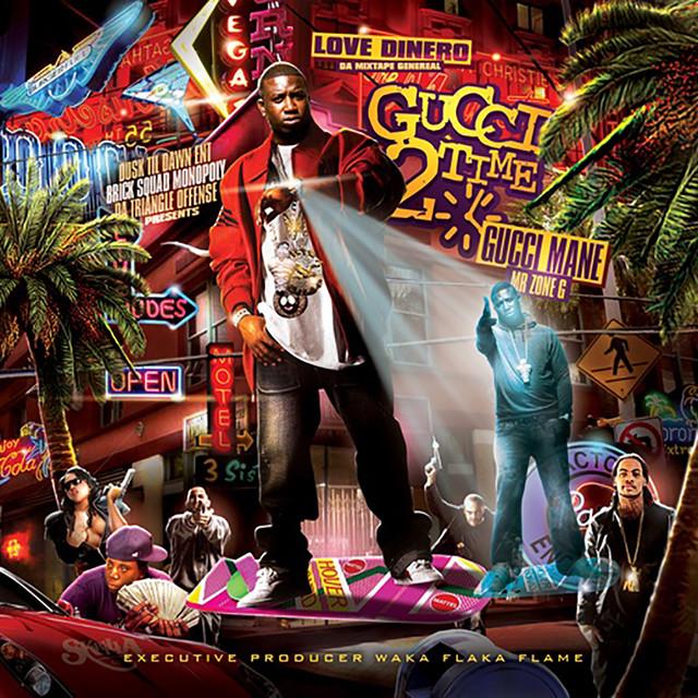 Gucci 2 Time Albumcover