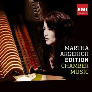 Martha Argerich - Chamber Albumcover
