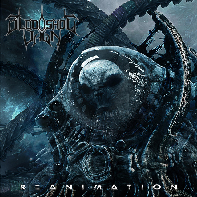 Album cover for Reanimation by Bloodshot Dawn