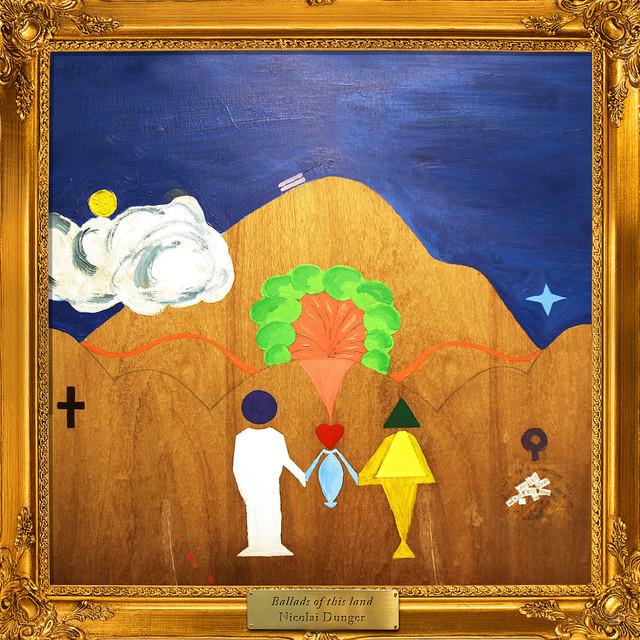 Skivomslag för Nicolai Dunger: Ballad Of This Land