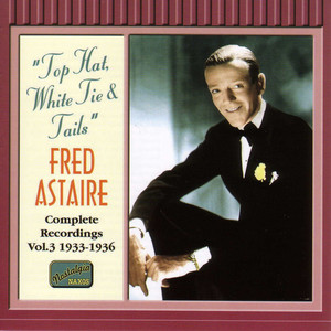 Fred Astaire, Van Phillips Orchestra Flying Down to Rio cover