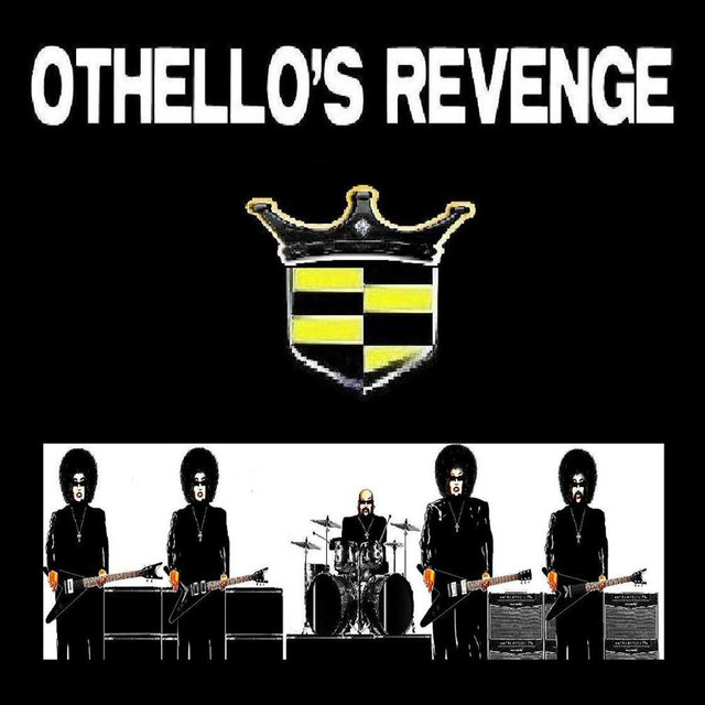 revenge in othello