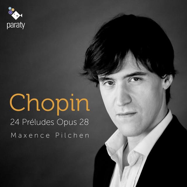 Chopin: 24 Préludes Op. 28 Albumcover