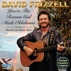 You're The Reason God Made Oklahoma album