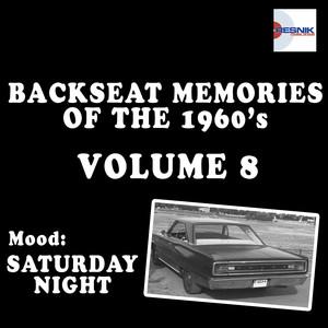 Backseat Memories of the 1960's - Vol. 8 album