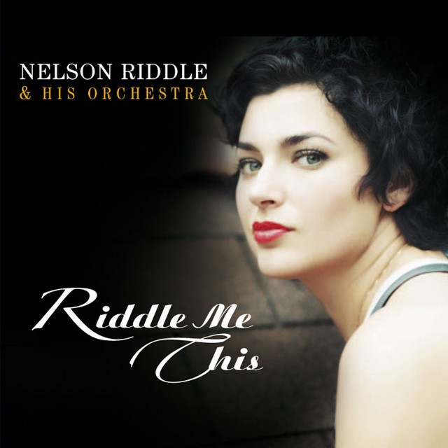 Nelson Riddle Riddle Me This album cover