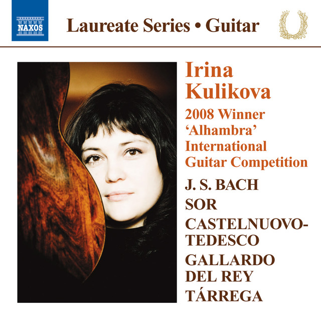 Cello Suite No  1 in G Major, BWV 1007 (arr  I  Kulikova for