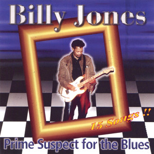 Prime Suspect for the Blues album