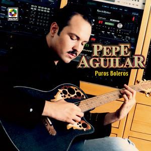 Puros Boleros-pepe Aguilar Albumcover