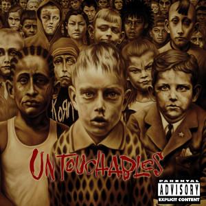 Untouchables Albumcover