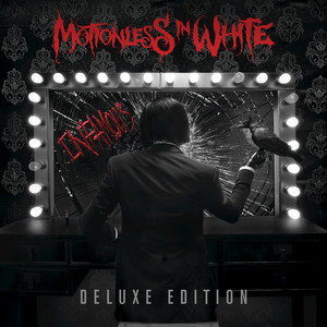 Motionless in White, Michael Vampire, Michael Vampire America cover