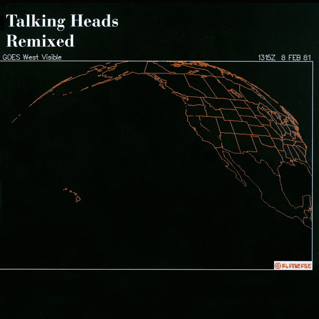 Talking Heads Remixed album cover