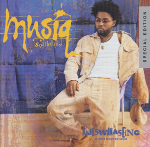 Musiq Soulchild, Angie Stone The Ingredients Of Love cover