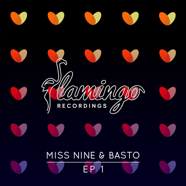 Album cover for EP 1 by Miss Nine, Basto