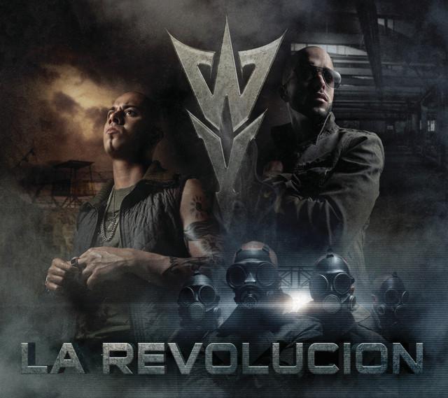 La Revolucion Albumcover