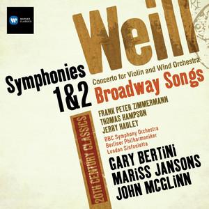 20th Century Classics: Weill album