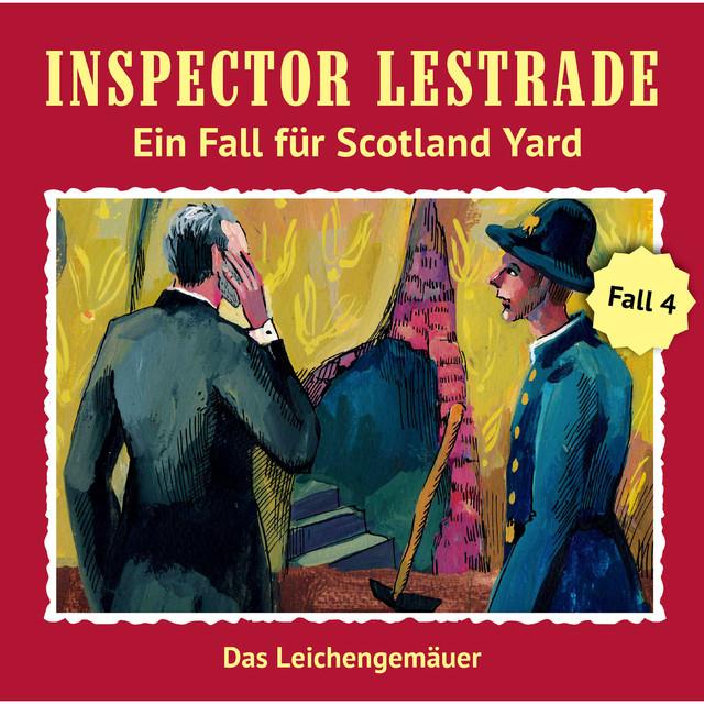 Ein Fall für Scotland Yard: Das Leichengemäuer Cover