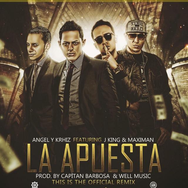 La Apuesta (Remix) [feat. Maximan & JKing]