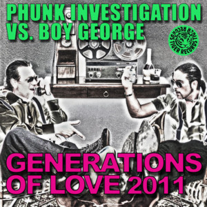 Generation of Love 2011 (Remixes) album