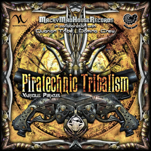 Piratechnic Tribalism Albumcover