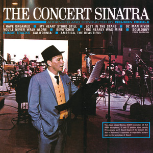 The Concert Sinatra (Expanded Edition) Albumcover